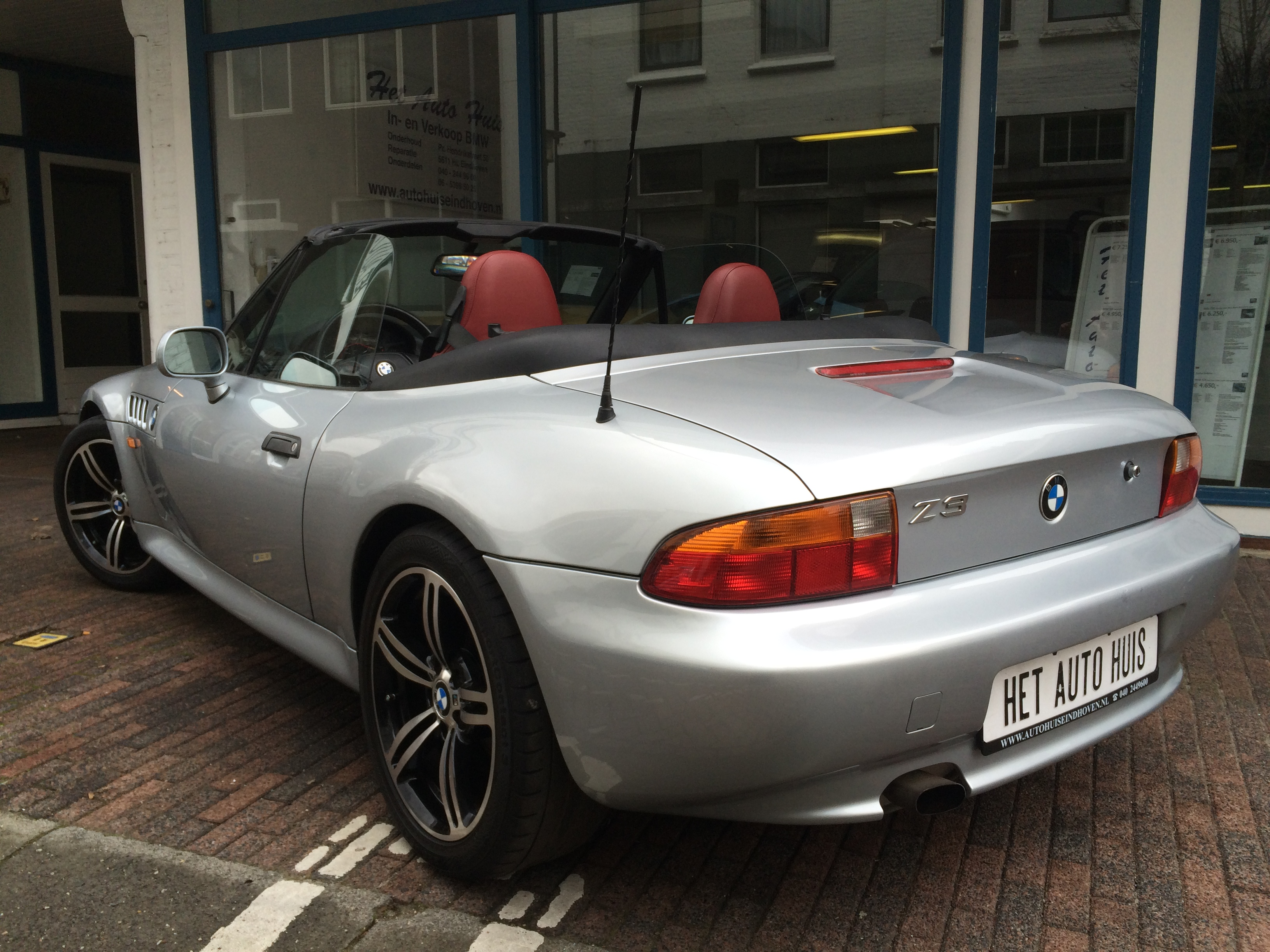 bmw z3 cabrio 1997 autohuis eindhoven. Black Bedroom Furniture Sets. Home Design Ideas
